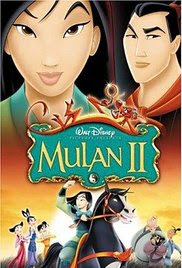 Hoa Mộc Lan 2004 - Mulan 2 2004 Poster