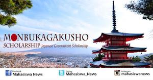 Beasiswa Monbukagakusho Untuk S2 dan S3