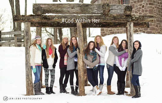 God Within Her: A Portrait Project with Jen Lebo Photography