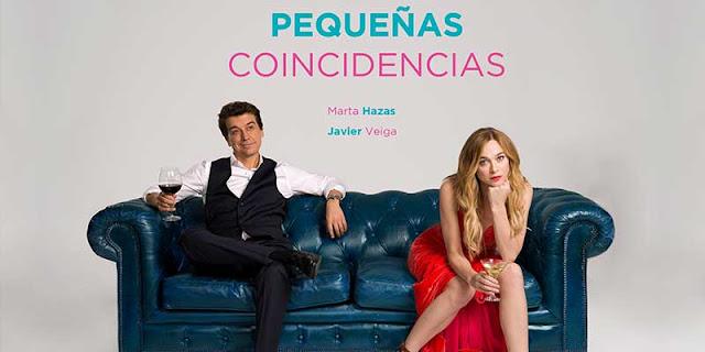 Pequeñas Coincidencias, Javier Veigas, Martas Hazas, Los Lunes Seriéfilos