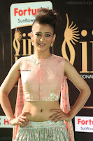 Akshara Haasan in Peach Sleevless Tight Choli Ghagra Spicy Pics ~  Exclusive 28.JPG