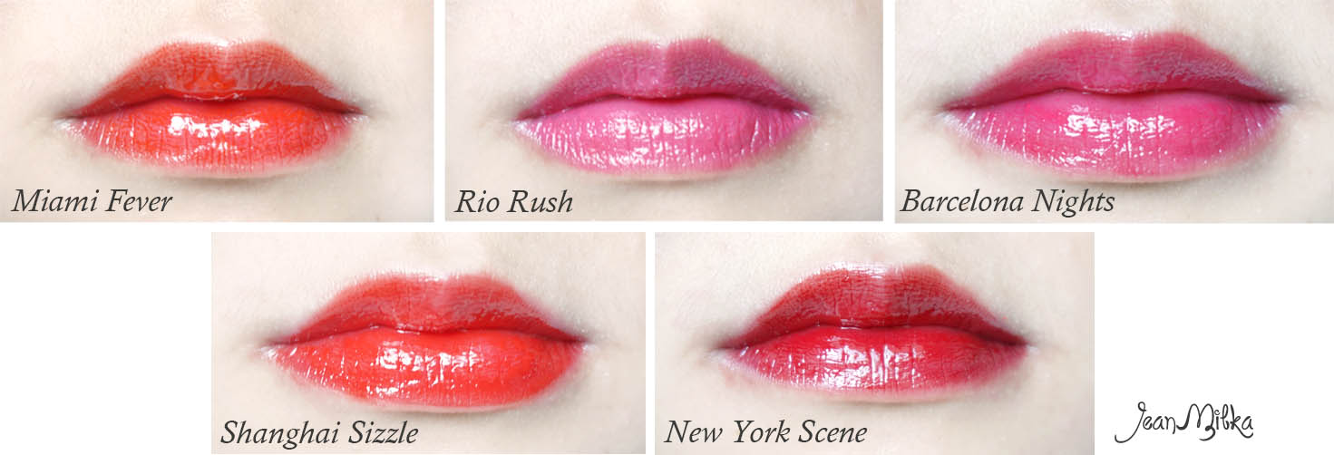 Revlon Colorstay Moisture Stain Review and Swatch | Jean Milka