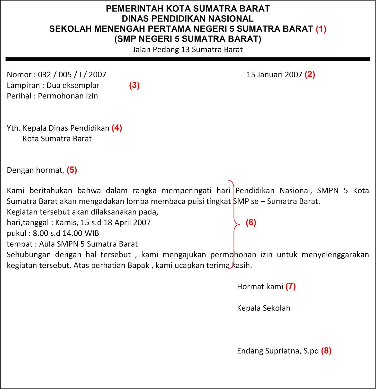 Seputar Bahasa Indonesia: Materi Kelas 8 Bhs Indonesia KD 4.2
