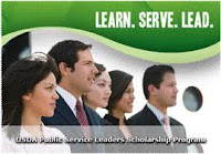USDA Public Service Leaders Scholarship Program