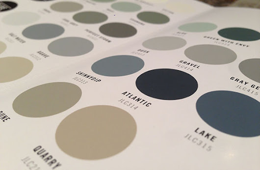 Design in the Woods: When to pick your paint colors