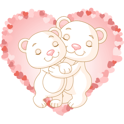 Polar Bears in Love
