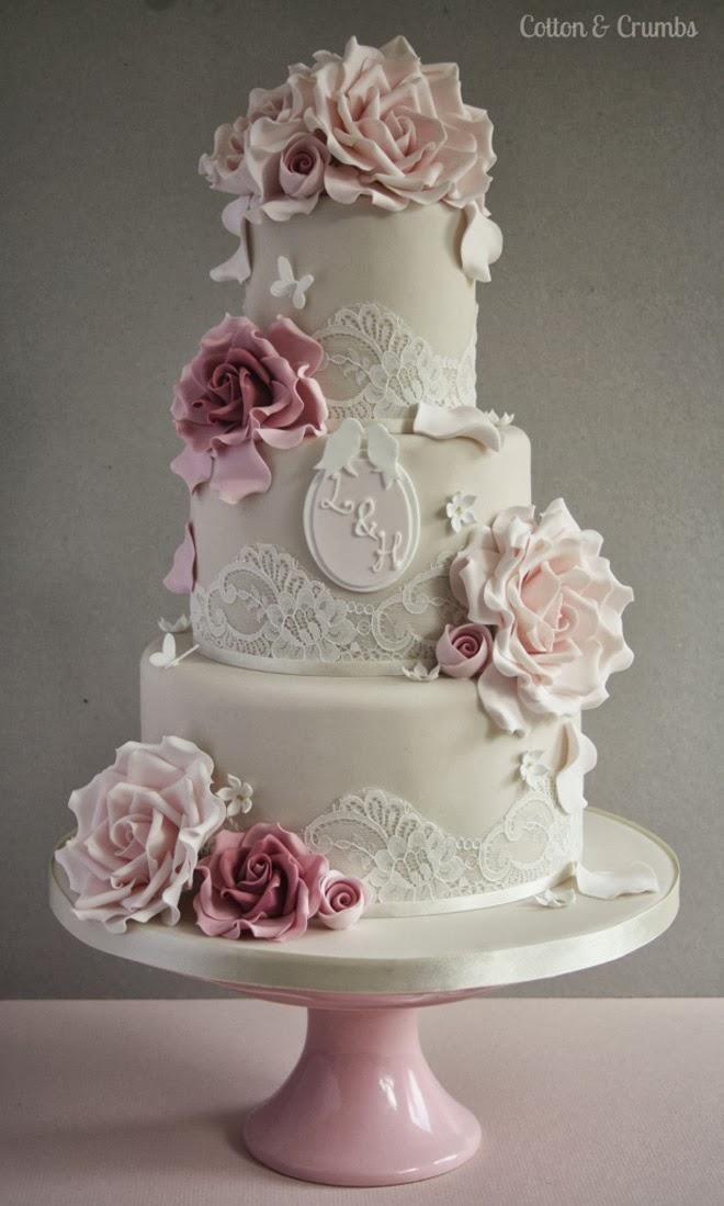 Gorgeous Wedding Cakes Pictures