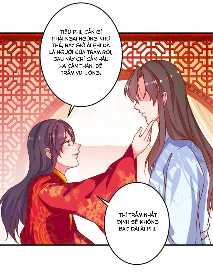 Hoàng Thượng Ở Trên, Thần Ở Dưới chap 16 - Trang 11