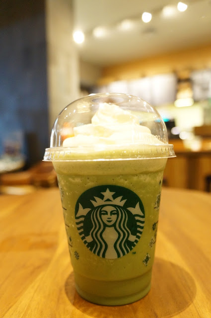 Green Tea Latte Starbucks Pontianak