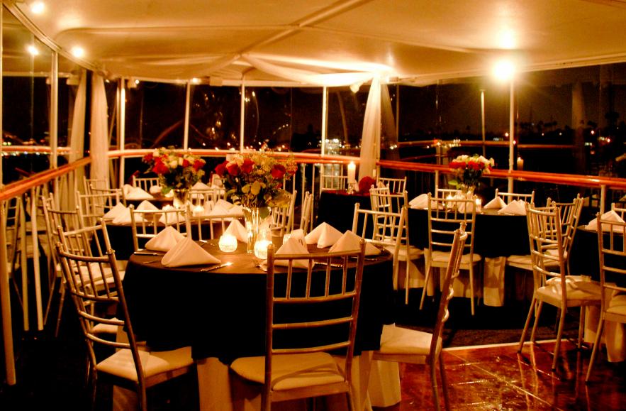 Electra Cruises Newport Beach Wedding Venue