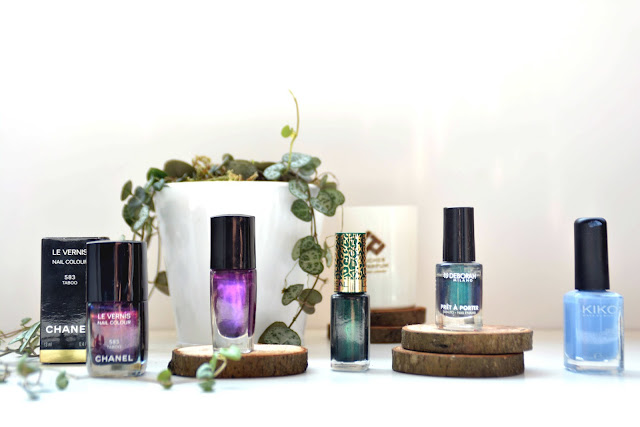 5 vernis Made in France... version hiver
