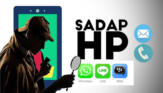 Cara Sadap HP Pasangan Lewat Internet Seperti BBM, WhatsApp, Pesan, Telpon Dan Lain-Lain