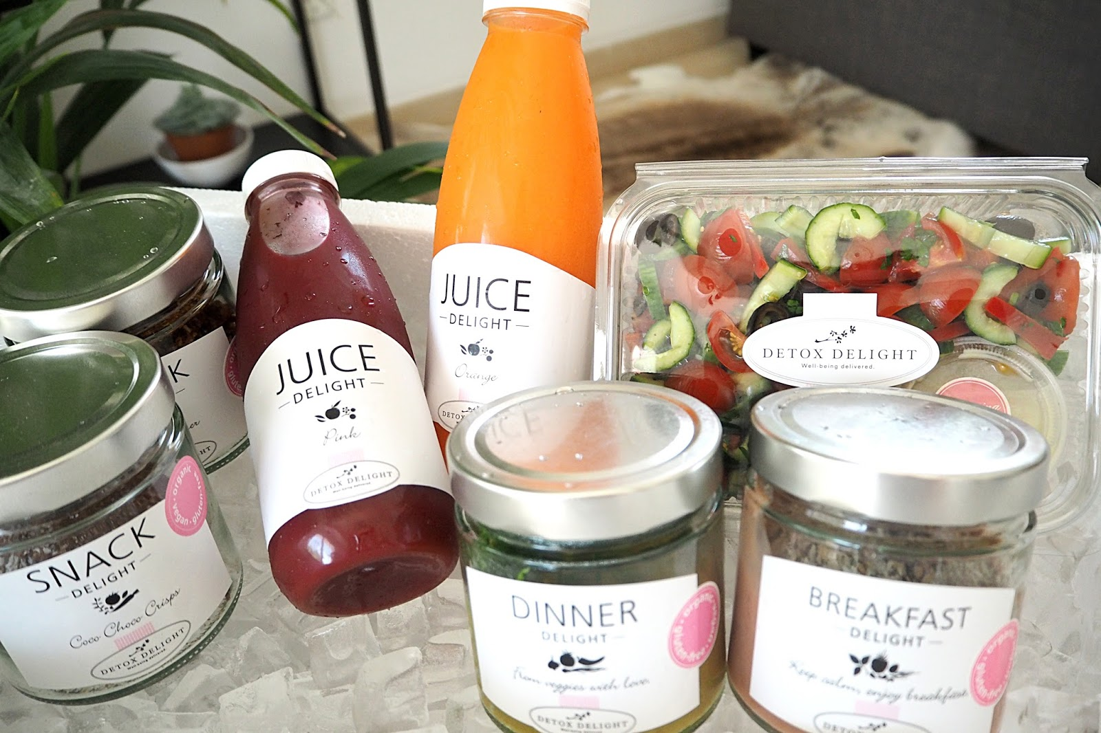 Detox Delight Dubai Review / Life in Excess Blog