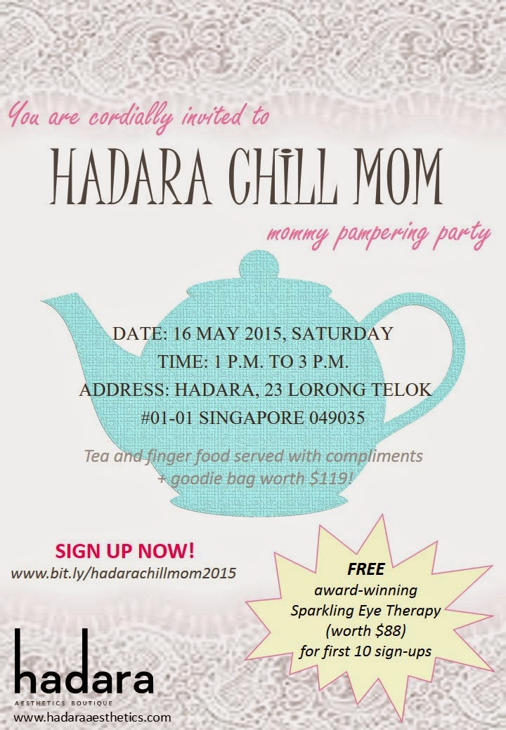 41afc65013 Let s Get Pampered At Hadara This Mother s Day