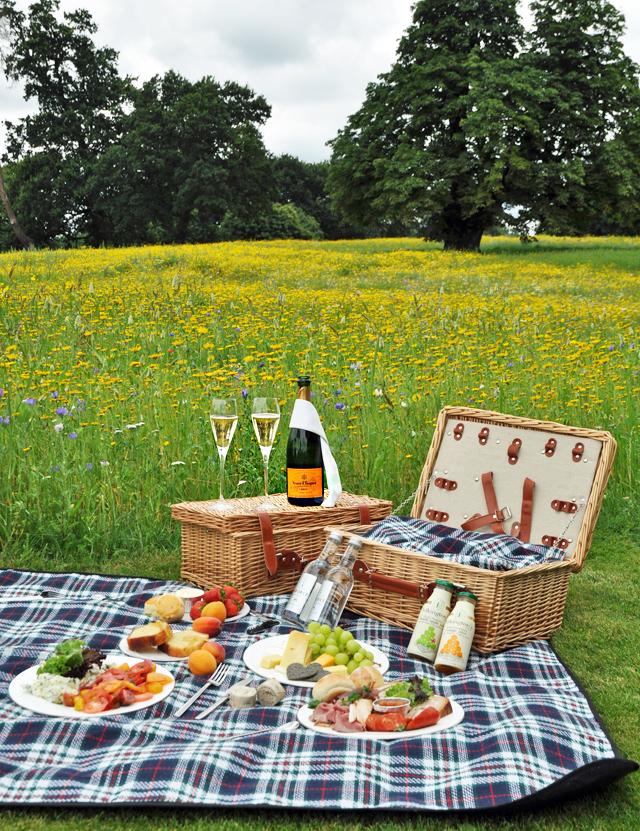 Meadow Picnic Coworth Park