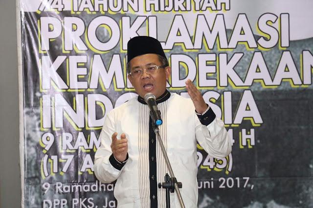 Presiden PKS: Amboy Ternyata Sangka Baik Saya Salah Terhadap Nasdem
