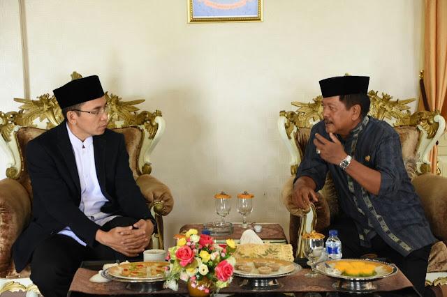 Gubernur Muhammad Zainul : NTB dan Soppeng Memiliki Banyak Kesamaan
