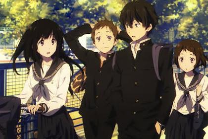 20 Daftar Anime Mirip Hyouka