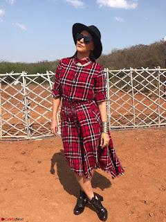 Neha Dhupia in Zara for Roadies (1) ~ .jpeg