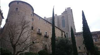 Catedral de Girona.