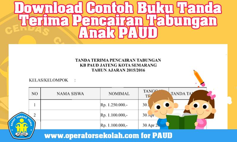 Download Contoh Buku Tanda Terima Pencairan Tabungan Anak PAUD.jpg