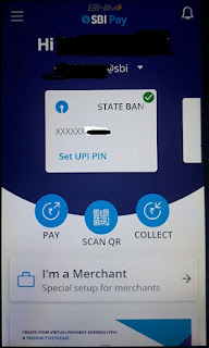 SBI Pay (UPI App of SBI)