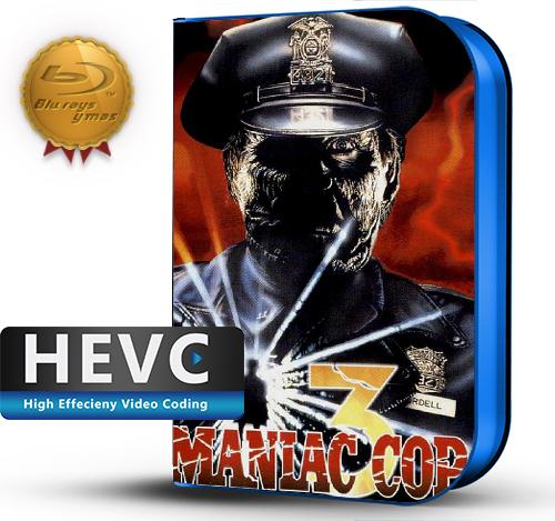 Maniac Cop 3 (1993) 1080P HEVC-8Bits BDRip Ingles (Subt.Esp)(Terror)