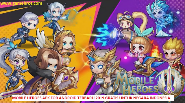 Download Mobile Heroes APK