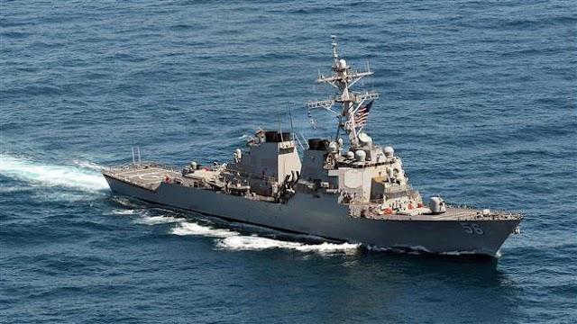 China slams US Navy's new 'provocation' in South China Sea