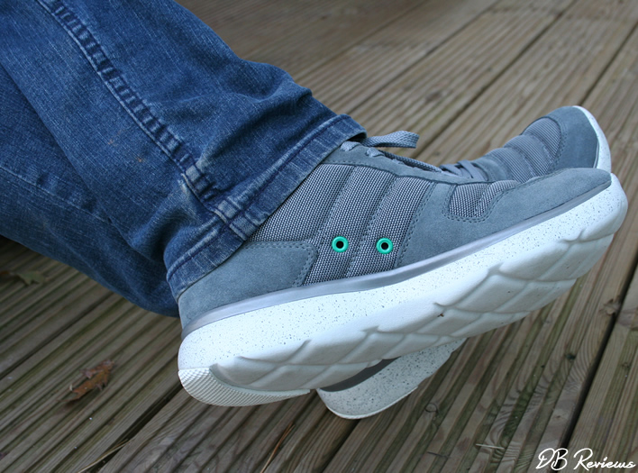 Springuru - The pocket sprung shoe