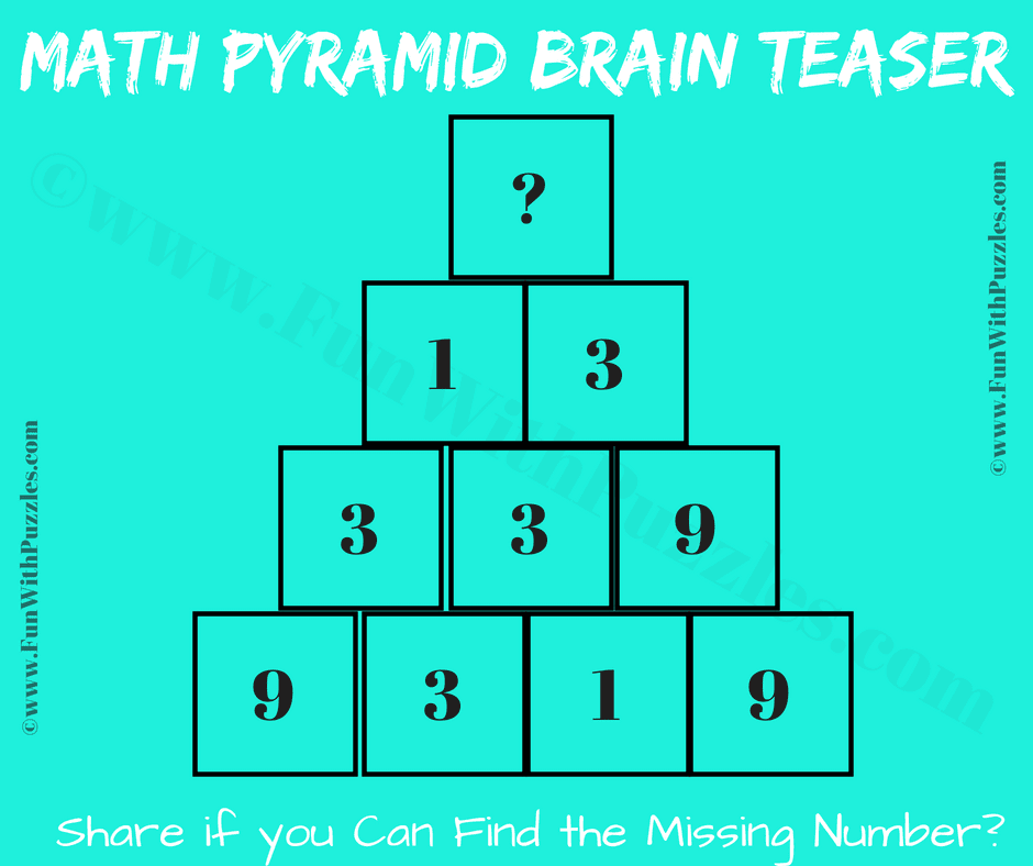 Maths Puzzle with Picture and Answer-Fun With Puzzles