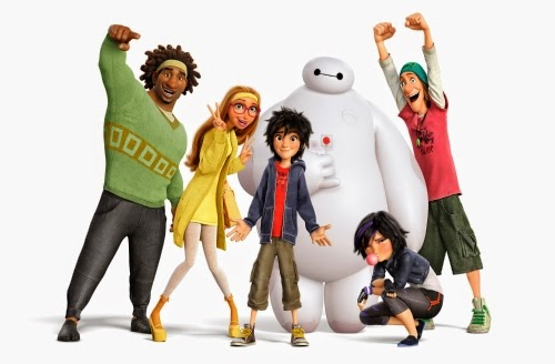 Film di Natale - Big Hero 6 - Letychicche