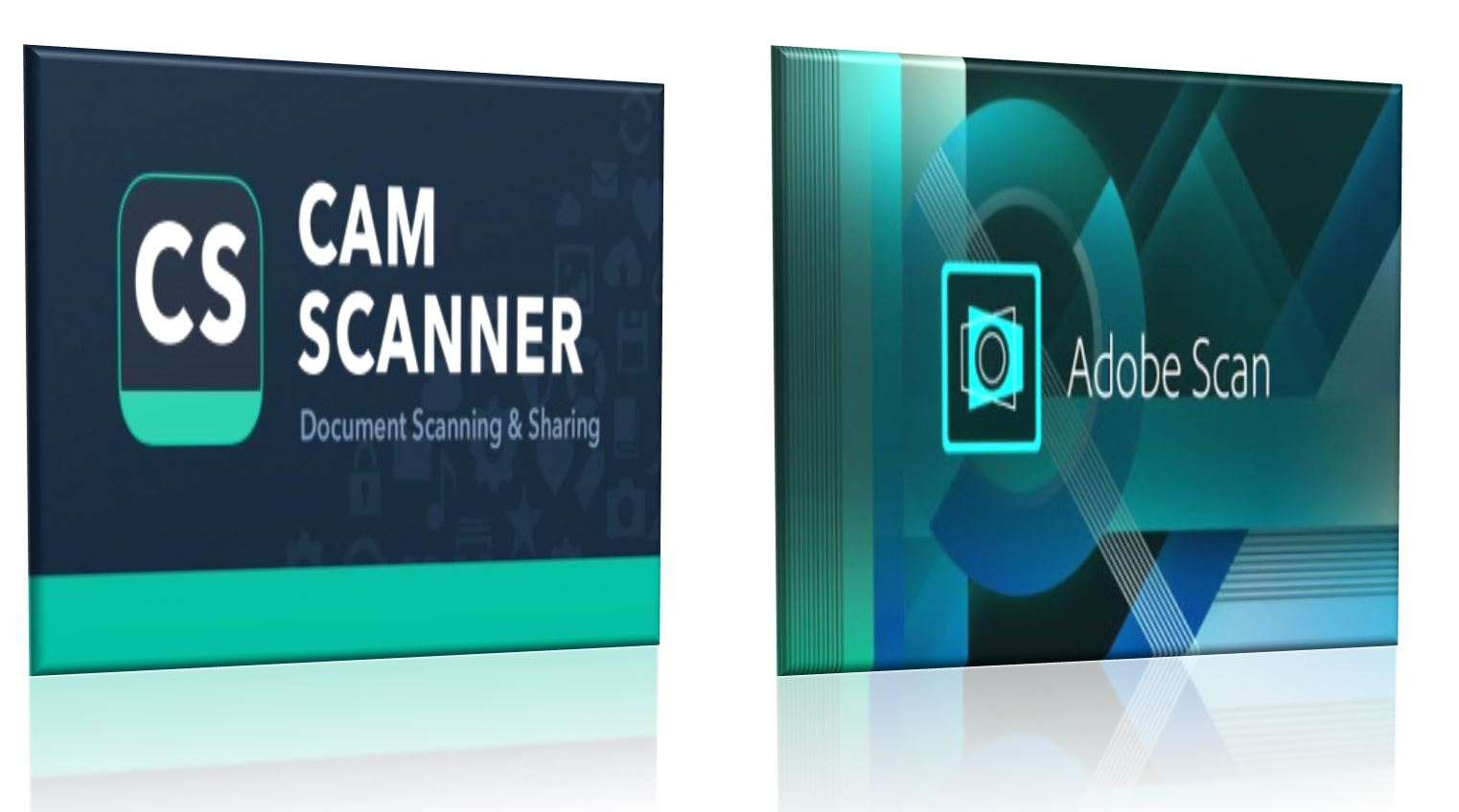 Scan Anything with Camscanner and Adobe Scan