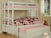 Beberapa Pilihan Tempat Tidur Tingkat Anak