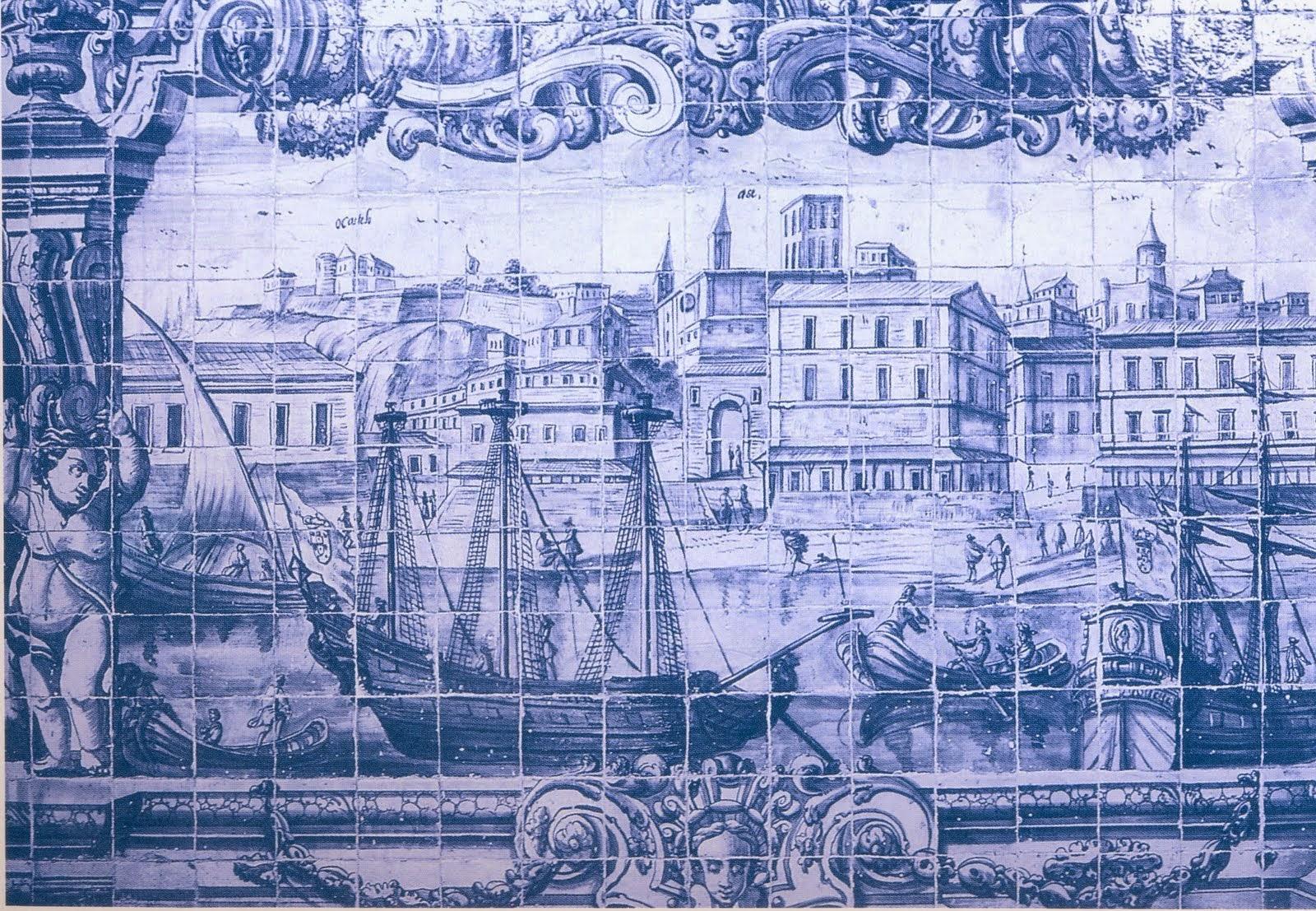 Museu nacional do azulejo em lisboa dicas de lisboa e - Fotos de azulejos ...