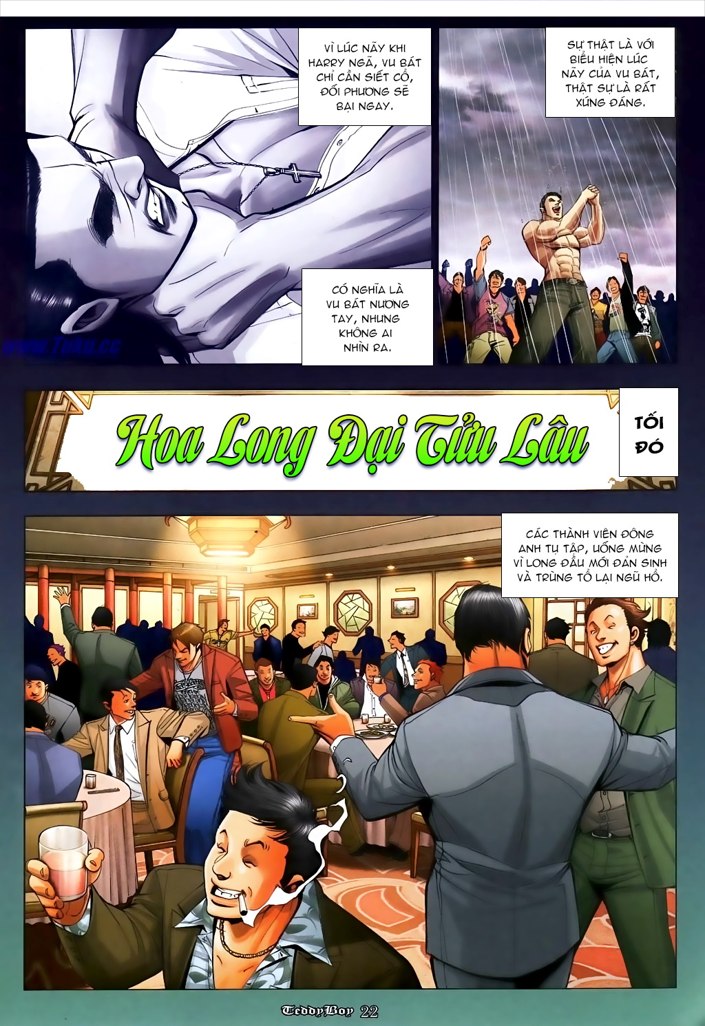 Người Trong Giang Hồ Chap 1078 - Truyen.Chap.VN