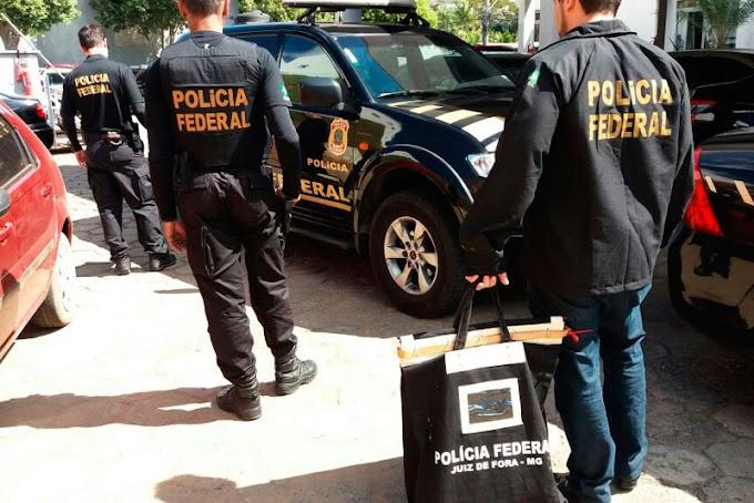 PF descobre bando que aplicou golpe milionário em Sobral e Marco com dinheiro da CEF