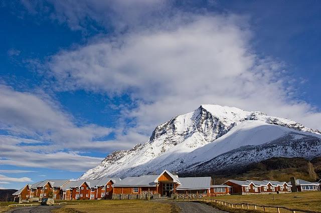 Onde se hospedar no parque Torres Del Paine