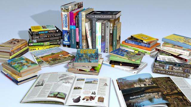 Alamat Lembaga Internasional Pemberi Buku/Majalah Gratis