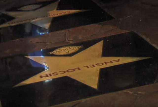 WATCH: Throwback Footage Of Angel Locsin In The Walk Of Fame