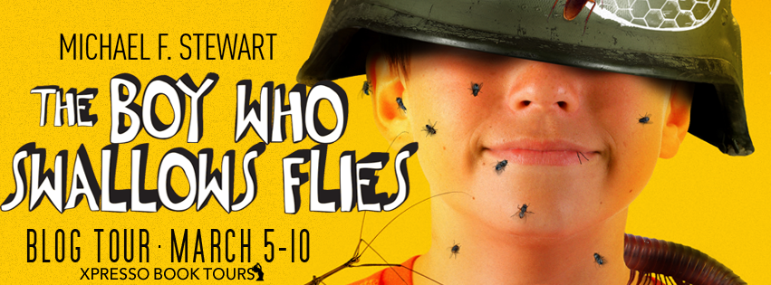 The Boy Who Swallows Flies Blog Tour