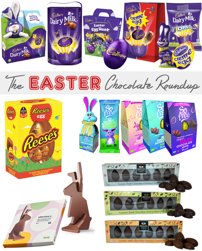 Easter 2019 - Easter Chocolates Roundup