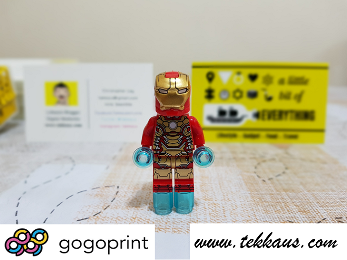 Cheap High Quality Business Card With Gogoprint
