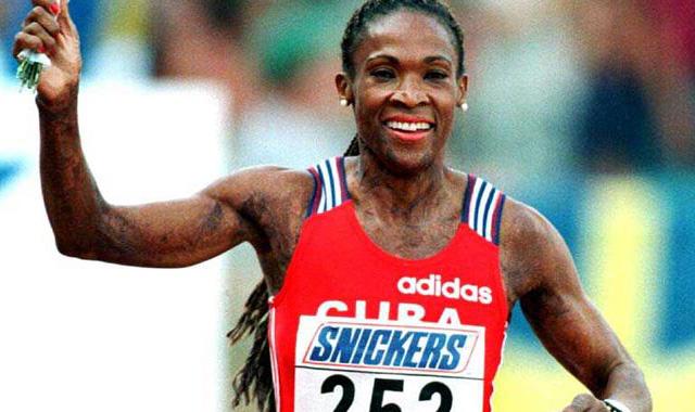 Ana Fidelia Quirot manifestó su postura contraria a la propuesta de la Asociación Europea de Atletismo de borrar todos los récords mundiales anteriores al año 2005