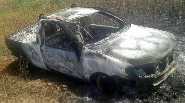 Iretama: Carro com problemas mecânicos pega fogo