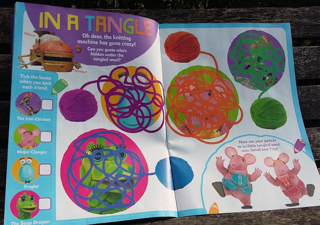 The Clangers Magazine - Review