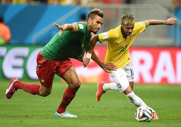 Mercato: Choupo-Moting futur coéquipier de Neymar au PSG?