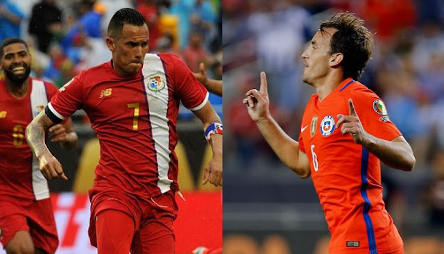 Chile vs Panama en vivo Copa America Centerario