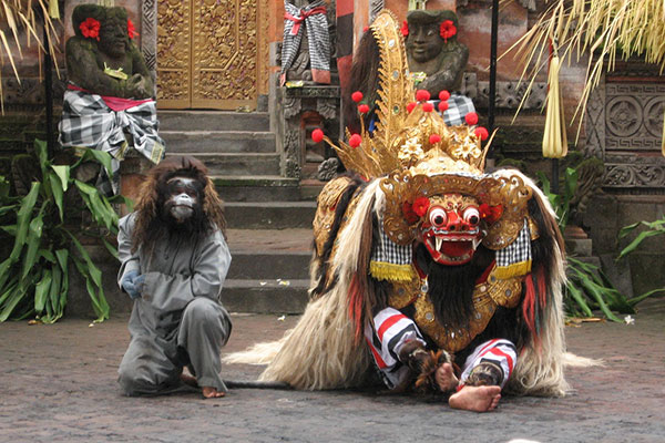 Batubulan Barong and Keris Dance Performance - Kintamani Tour Bali