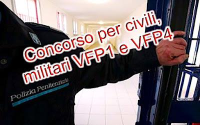 Polizia Penitenziaria, concorso per 754 allievi (adessolavoro.blogspot.com)